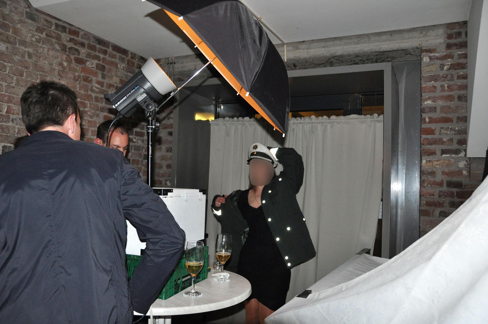 Spaß mit dem Photobooth bei einer Hochzeit in Duisburg